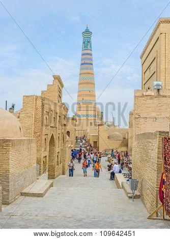 Islam Khoja Minaret