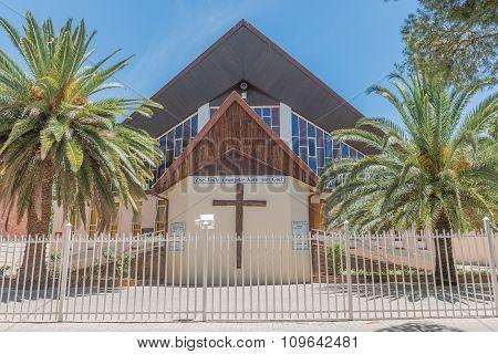 Full Gospel Church Of God In Hilton