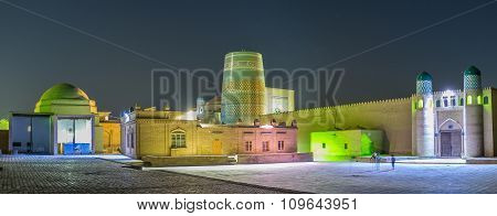 The Night In Khiva