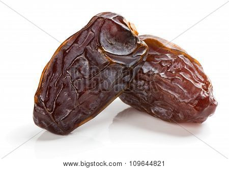 Two Big Date Fruits