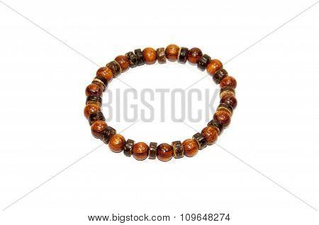 Wooden handmade men bracelet