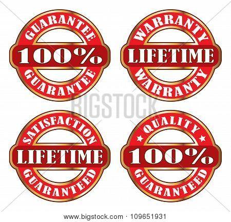 Lifetime Satisfaction Guarantee Warranty
