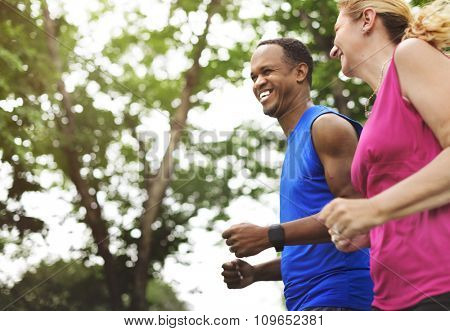 Exercise Activity Fitness Health Athlete Active Wellness Concept
