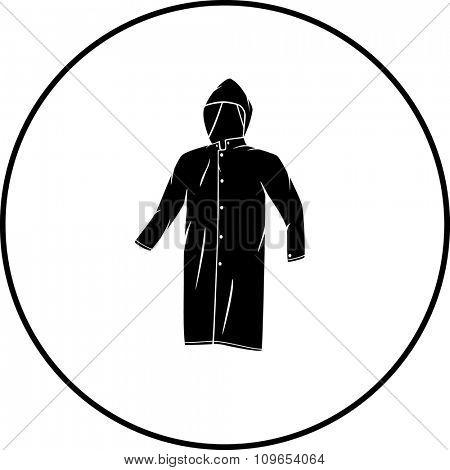raincoat symbol