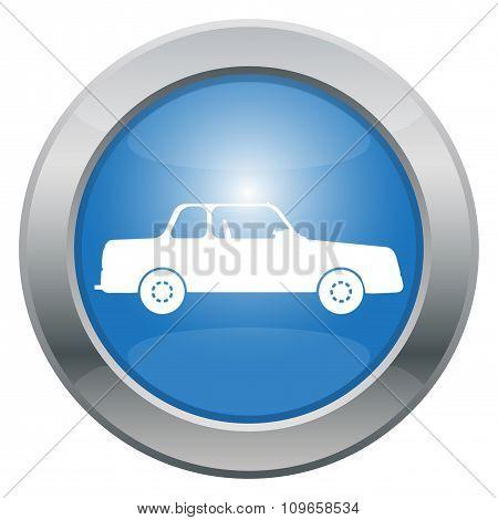 Saloon Car Icon