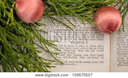 Gospel Of Luke, Christmas Story