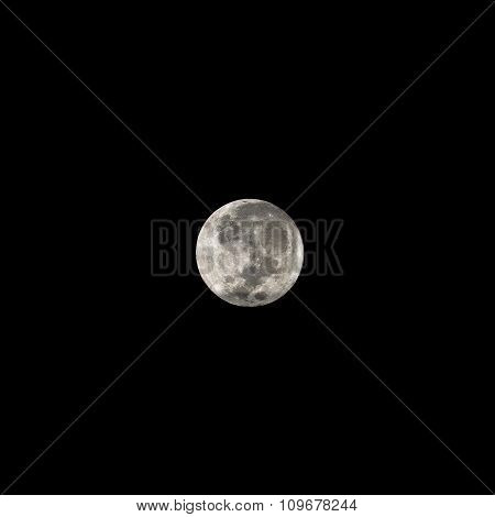 The Moon On 26 Nov 2015 5:00