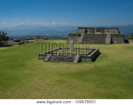 Xochicalco Archeological Zone