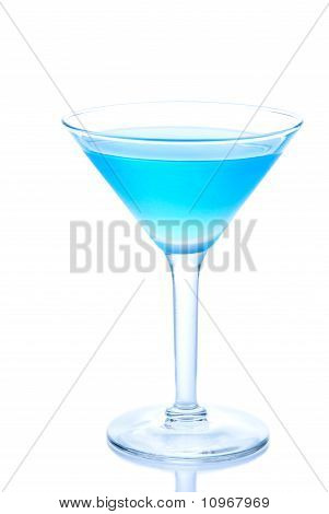 Classic Blue Cocktail