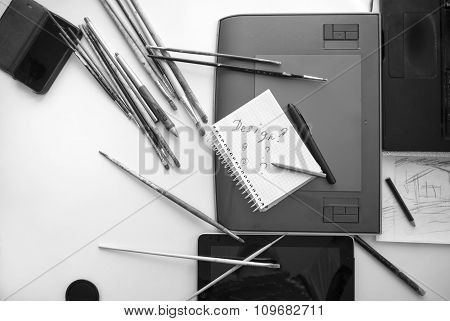 Design And Paint Background