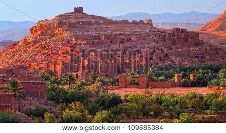 Kasbah Ait Benhaddou, Morocco
