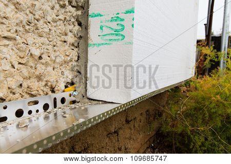 Insulation Facade Polystyrene