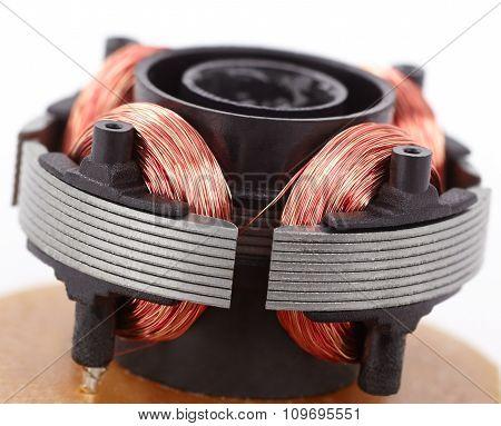 Electric Motor On Board