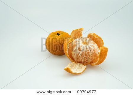 Peeled Mandarin Oranges