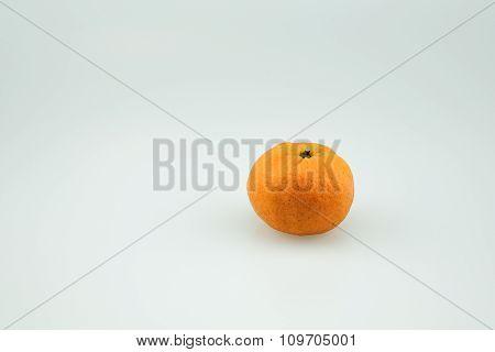 A Mandarin Orange