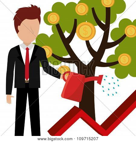 Business profits growth up