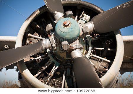 Propeller Plane
