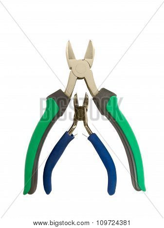 Two Wire Cutters
