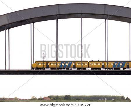 Passing Train 4