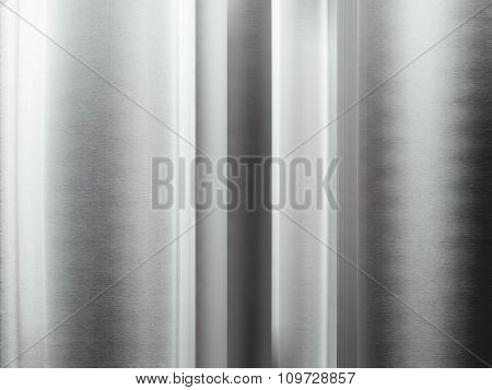 Steel Metal Background