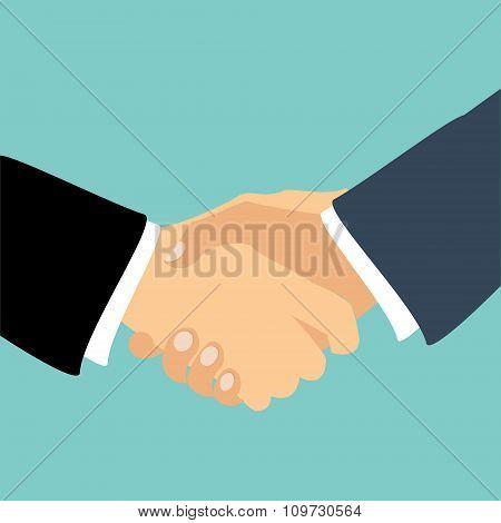 Partner Handshake Vector