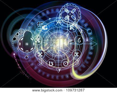 Sacred Geometry Synergy