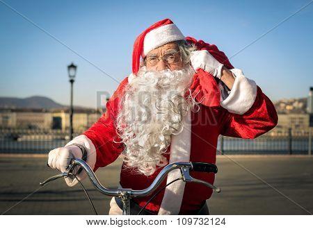 Santa Claus' ride