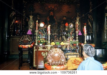 Hsin Tian Temple