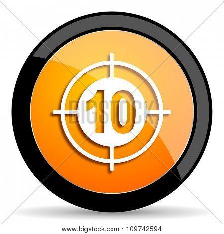 target orange icon