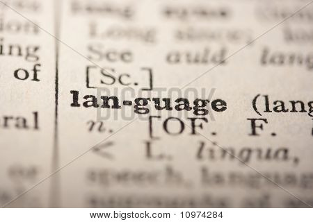 Word Language