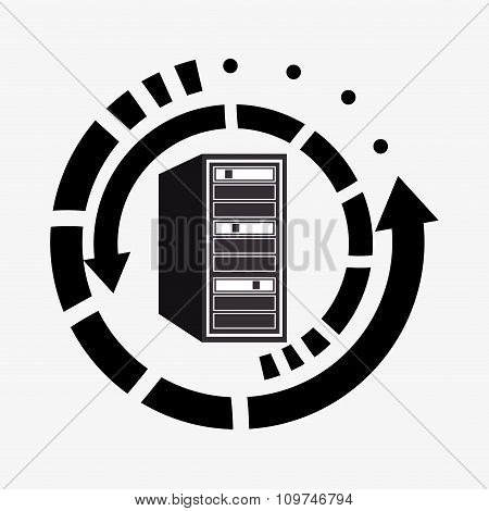 Data center security system