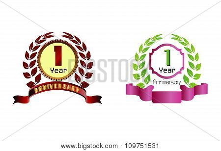 1 year birthday celebration, 1th anniversary