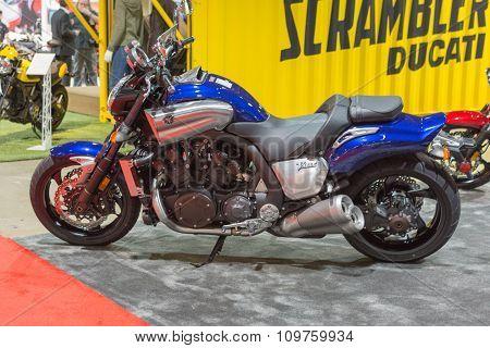 Yamaha Star Vmax