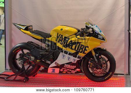 Yamaha R6 Yes  Yamalube 60Th Anniversary Edition