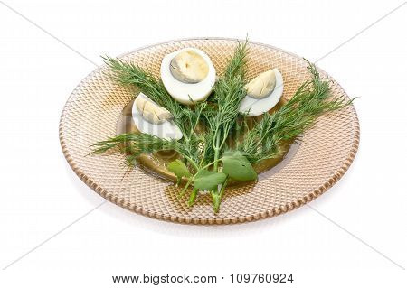 Egg With A Dill