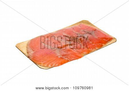 Sliced Red Fish