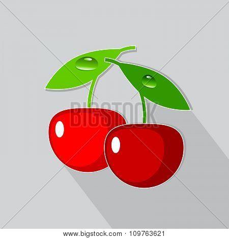 icon cherry .