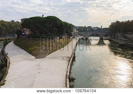 ROME, ITALY - OCTOBER 29