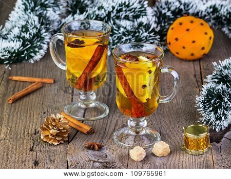 Mulled Wine With White Wine