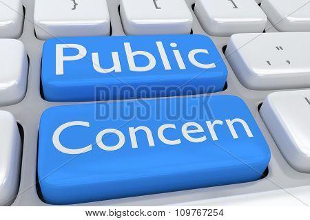 Public Concern Concept