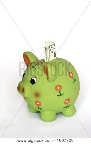 Piggy Saving Bank