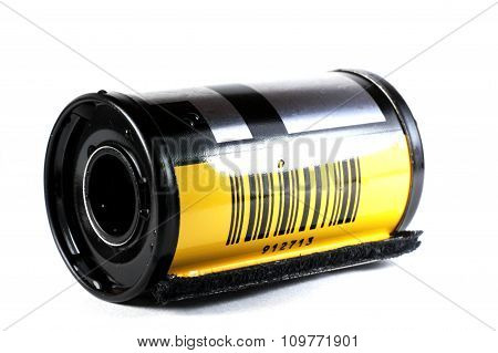 old camera roll 35mm