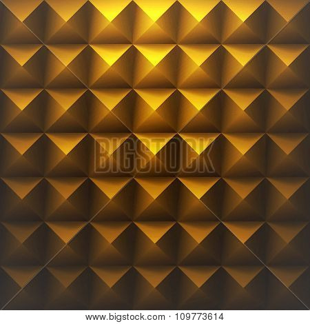 Vector 3D Repeating background