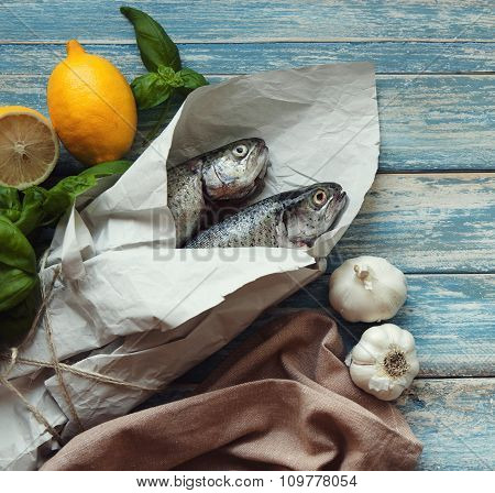 Fresh Fish For Cooking