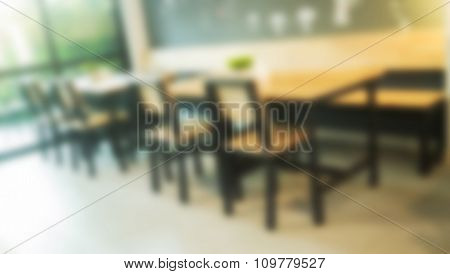 Abstract Background Of Wooden Furniture