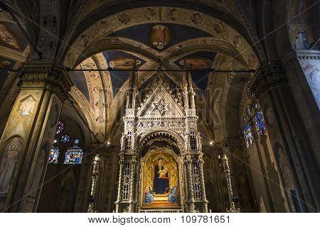 Orsanmichele Church, Florence, Italy