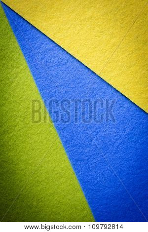 colorful felt texture