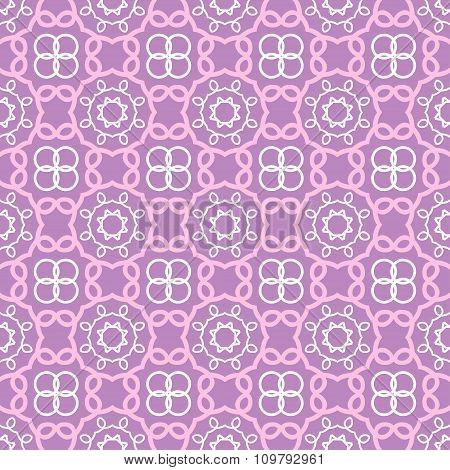 Seamless Vintage Pattern. Geometric Abstract Seamless Pattern.