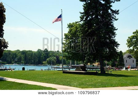 Zorn Park Waterfront