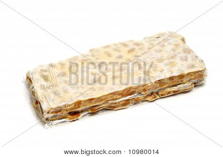 Turron De Alicante, Typical Sweet Of Spain
